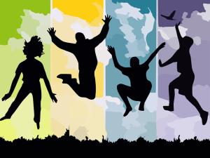http://pixabay.com/en/freedom-jump-reach-silhouettes-307791/