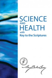 Science and Health cover